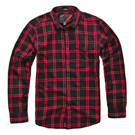 Alpinestars Boxy Long Sleeve Button Up Shirt