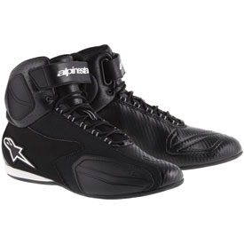 Alpinestars Faster Vented Motorcycle Riding Shoes