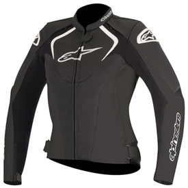 Alpinestars Women's Stella Jaws Leather Jacket
