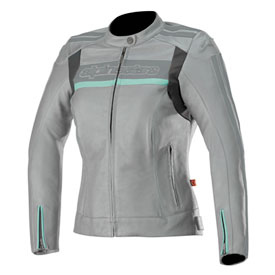 Alpinestars Women's Stella Dyno V2 Leather Jacket