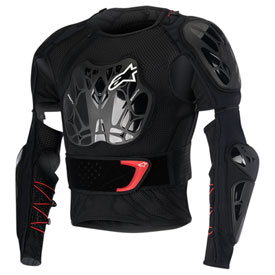 Alpinestars Bionic Tech Protection Jacket X-Large Black/White/Red
