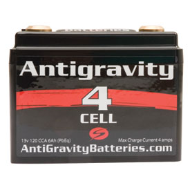 Antigravity Batteries 4-Cell Small Case Race Use Lithium Battery