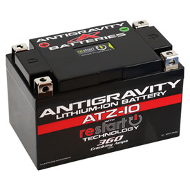 Antigravity Batteries Re-Start Lithium Battery ATZ-10