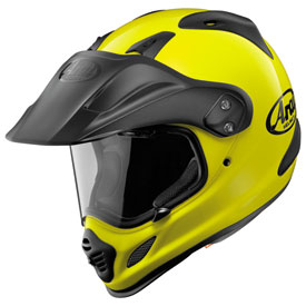 Arai XD4 Motorcycle Helmet - Snell 2015 XX-Large Fluorescent Yellow