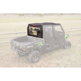 Arctic Cat Soft-Top Roof With Roll-Up Back Panel