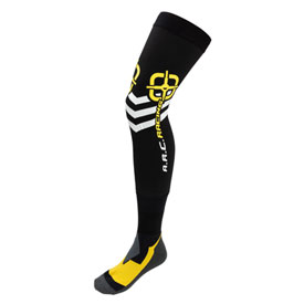 A.R.C. Full Length Vented Knee Brace Socks