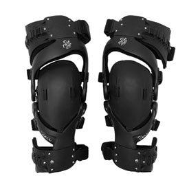 Asterisk Cyto Cell Knee Brace Pair