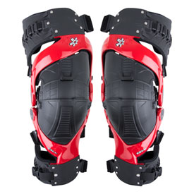 Asterisk Cell Knee Brace Pair