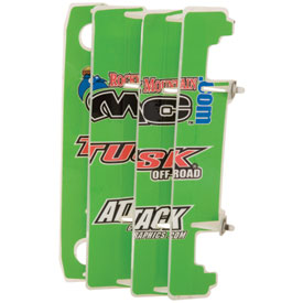 Attack Graphics Radiator Louver Decals 2010