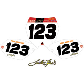 Attack Graphics Loretta Lynn's Standard Number Plate Backgrounds
