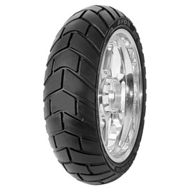 Avon Distanzia Dual Sport Rear Motorcycle Tire