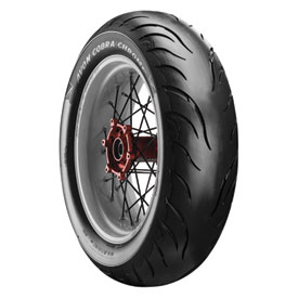 Avon Cobra Chrome AV92 Rear Motorcycle Tire