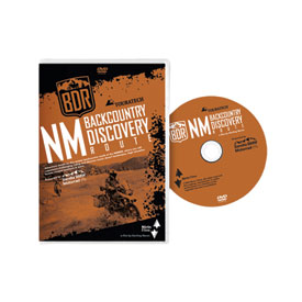Backcountry Discovery Route New Mexico Expedition Documentary DVD