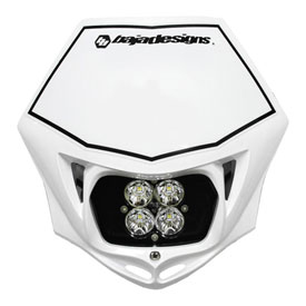 Baja Designs Squadron Pro A/C LED Race Light Kit  White