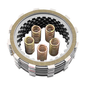 Barnett Motorcycle Clutch Plate Kit