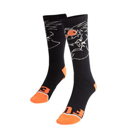 BB4 Chupacabra Crew Socks