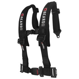 Beard 4-Point Safety Harness with Automotive Buckle