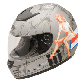 Bell Arrow Motorcycle Helmet 2013