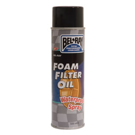 Bel-Ray Foam Air Filter Oil Spray (Special Pricing)