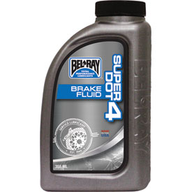 Bel-Ray Brake Fluid DOT 4 12 oz.