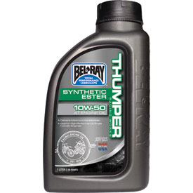 Bel-Ray Thumper Racing Full Synthetic 4-Stroke Motor Oil