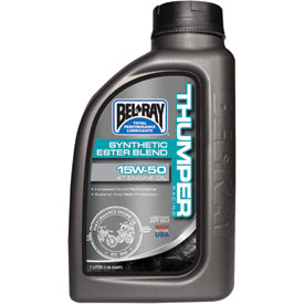 Bel-Ray Thumper Racing Synthetic Blend 4-Stroke Motor Oil