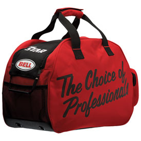 Bell Helmet Bag  Red