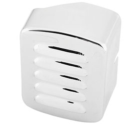Biker's Choice Louvered Coil Cover