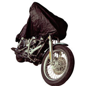 BikeCondoms Motorcycle Cover