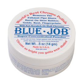 Blue-Job Metal Polish