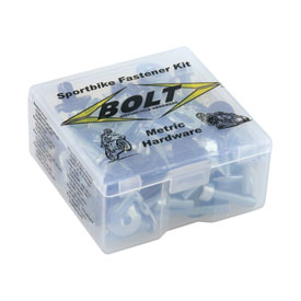 Bolt Japanese Sportbike Track Pack 100 Piece Kit