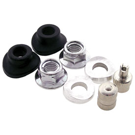 Bolt Rim Lock and Valve Stem Seal Kit