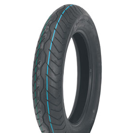 Bridgestone G721 Exedra G-Spec Front Motorcycle Tire 120/70-21 (62H) Tubeless Black Wall