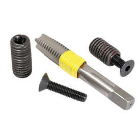 BRP Threaded Bar End Insert Kit