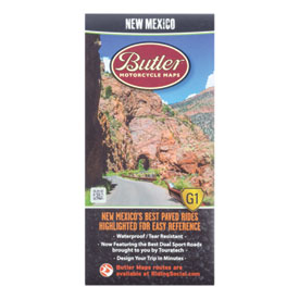 Butler Motorcycle Maps New Mexico