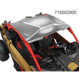 Can-Am Aluminum Roof