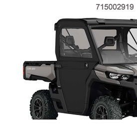 Can-Am Front Soft Doors | Parts & Accessories | Rocky