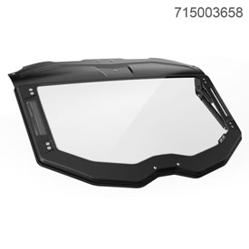 Can-Am PowerFlip Windshield