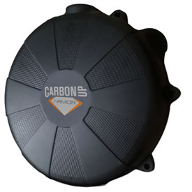 Carbon Up Armor Clutch Cover