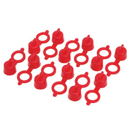 Cascade Grease Zerk Dust Caps, Set of 12