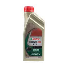 Castrol Power RS TTS Full Synthetic 2 Stroke Oil | Parts