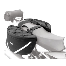Chase Harper Dual Sport Saddlebags With Bungee Net