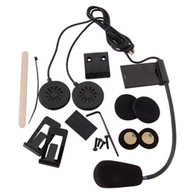 Chatter Box FRS X2/GMRS X1 Bluetooth® Transmitter - Open-Face Noise Reducing Headset