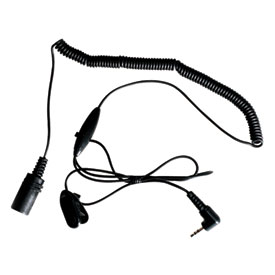 Chatter Box Universal Stereo Headset to 2.5mm Cell Adapter