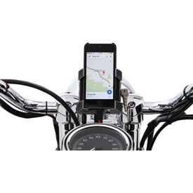 Ciro Premium Smartphone Holder With Charger and Handlebar Mount
