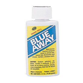 Competition Chemicals Blue Away