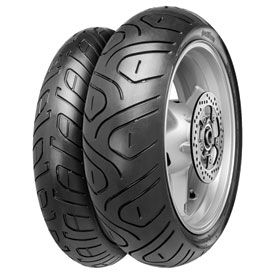Continental Force Sport Touring Radial Rear Motorcycle Tire