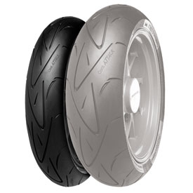 Continental ContiSport Attack Hypersport Radial Front Motorcycle Tire