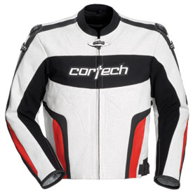 Cortech Latigo Leather Motorcycle Jacket