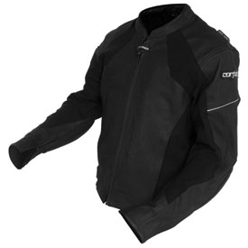 Cortech Piuma Leather Motorcycle Jacket